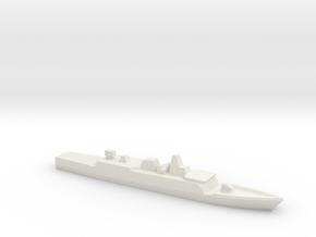 Type 056 1:2400 in White Natural Versatile Plastic
