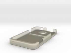 Fiber Case 2 in Transparent Acrylic