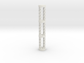 NMR Tube Holder in White Strong & Flexible