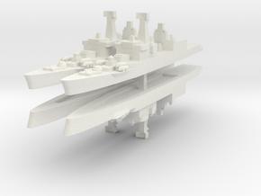 Godavari 1:3000 x4 in White Natural Versatile Plastic