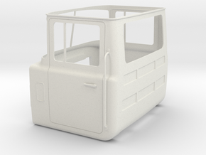 Mack-Shell4-Millitary-closed-doors in White Natural Versatile Plastic