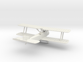1/144 Sopwith 1 1/2 Strutter (2-seat) in White Strong & Flexible