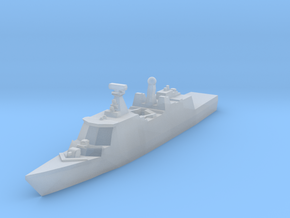 Danish Absalon class 1:2400 x1 in Smooth Fine Detail Plastic
