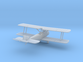1/144 Sopwith 1 1/2 Strutter (2-seat) in Smooth Fine Detail Plastic