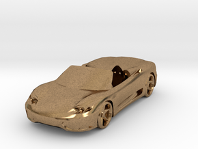 FERRARI MODENA SPIDER  in Natural Brass