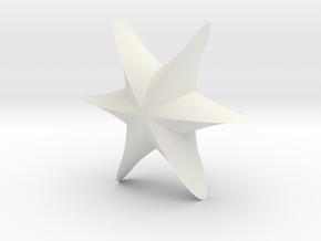 Deltoid of rotation in White Natural Versatile Plastic