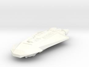Freighter Nerrolla Sigma in White Processed Versatile Plastic