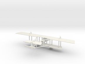 1/144 Farman F.40 in White Natural Versatile Plastic