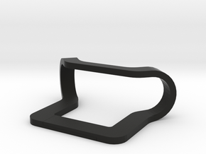 Solo Universal Vintage Tablet Folio clip replaceme in Black Natural Versatile Plastic