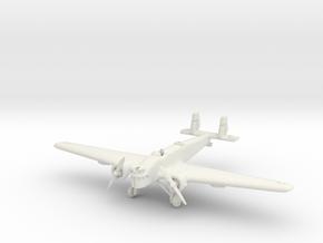 Mitsubishi Ki-2 Louise 6mm 1/285 in White Natural Versatile Plastic