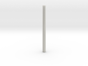Cane 4t X100 in White Natural Versatile Plastic