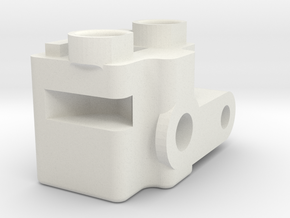 R30ia in White Natural Versatile Plastic