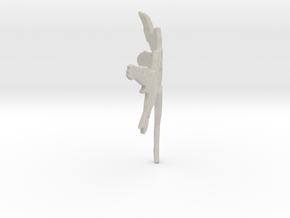 Fairy Thumbnail Applique Sandstone in Natural Sandstone