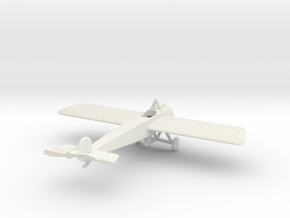 1/144 Fokker E.III in White Natural Versatile Plastic
