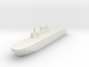 Juan Carlos I 1: 3000 x1 in White Natural Versatile Plastic