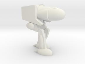 Stalker STK-3F in White Strong & Flexible
