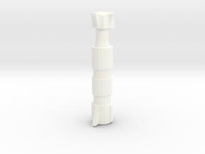 G2P-002c - Matamore Bio-Fusion Gun in White Processed Versatile Plastic