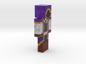 6cm   T_Virus_Tyrant in Full Color Sandstone