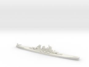 1/2400 Scale Never Were IJN 14500t Cruiser in White Natural Versatile Plastic