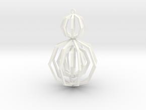 Motive - Ngon Double in White Processed Versatile Plastic