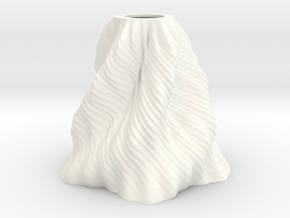 Lamp Shader TEST Small in White Strong & Flexible Polished