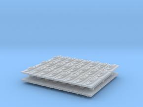 Chamsuri 1:6000 x48 in Smooth Fine Detail Plastic