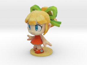 Roll from Megaman - 50mm in Full Color Sandstone