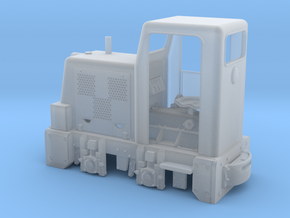 Feldbahn CKD BN 30U (Spur 1f) 1:32 in Smooth Fine Detail Plastic