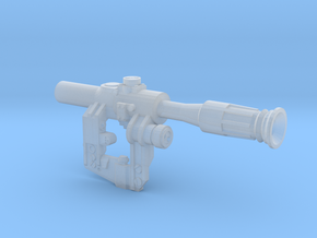 PSO-1 in Smooth Fine Detail Plastic