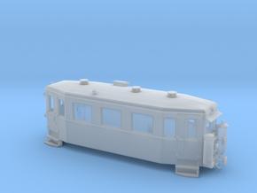 T6 / T7 der MEG mit Imbert-Holzgas-Anlage (1:120) in Smooth Fine Detail Plastic