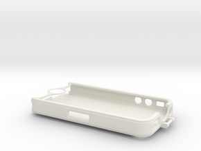 iPhone 4 bike mount (case)  in White Natural Versatile Plastic