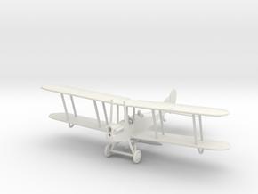 1/144 RAF BE.2c in White Natural Versatile Plastic