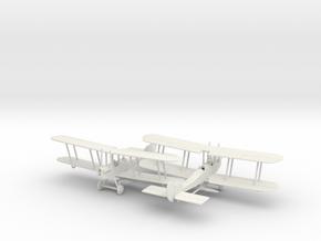 1/144 RAF BE.2c x2 in White Natural Versatile Plastic