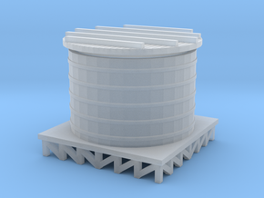 Storage Tank - Zscale in Frosted Ultra Detail
