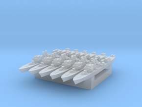 Marne 1:6000 x6 in Smooth Fine Detail Plastic