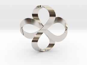 Double Infinity in Platinum