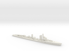 Wolfe (Type 24/Raubtier class) 1:1800 in White Natural Versatile Plastic