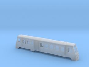 VT187 016-019 der HSB Spur TTm (1:120) in Smooth Fine Detail Plastic