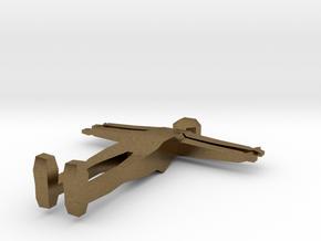 Game Guy base model in Natural Bronze