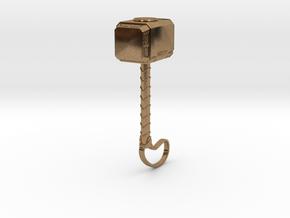 ACC-12-Hammer  6-7inch in Natural Brass