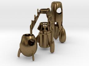 Enpiturocket3  The Pencil rockets in Natural Bronze