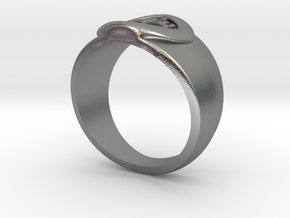 4 Elements - Air Ring in Natural Silver