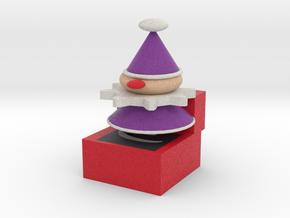 Jack In A Box  in Full Color Sandstone