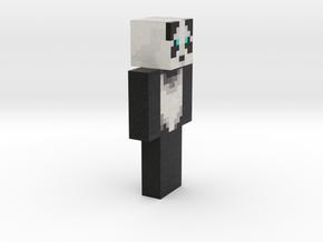 6cm | korahk in Full Color Sandstone
