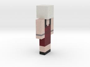 6cm | MinnieToupie in Full Color Sandstone