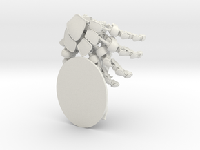 IronHand in White Natural Versatile Plastic