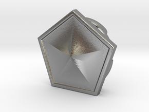 PM-4 FilSTARdome1.25 in Natural Silver
