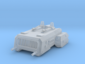 Dwarven Hauler Space Brick in Smooth Fine Detail Plastic