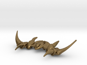 Goblin Raider Tuskops in Natural Bronze
