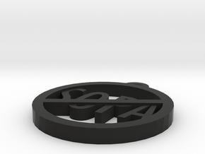 SOPA in Black Strong & Flexible